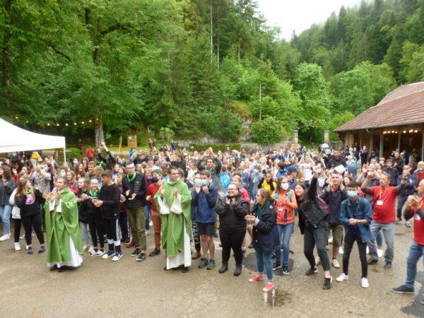 Rassemblement diocésain des jeunes à Consolation !